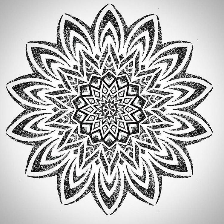 Maching Tattoos Mandalatattoo In 2020 Geometric Mandala Tattoo Geometric Tattoo Mandala Tattoo Design