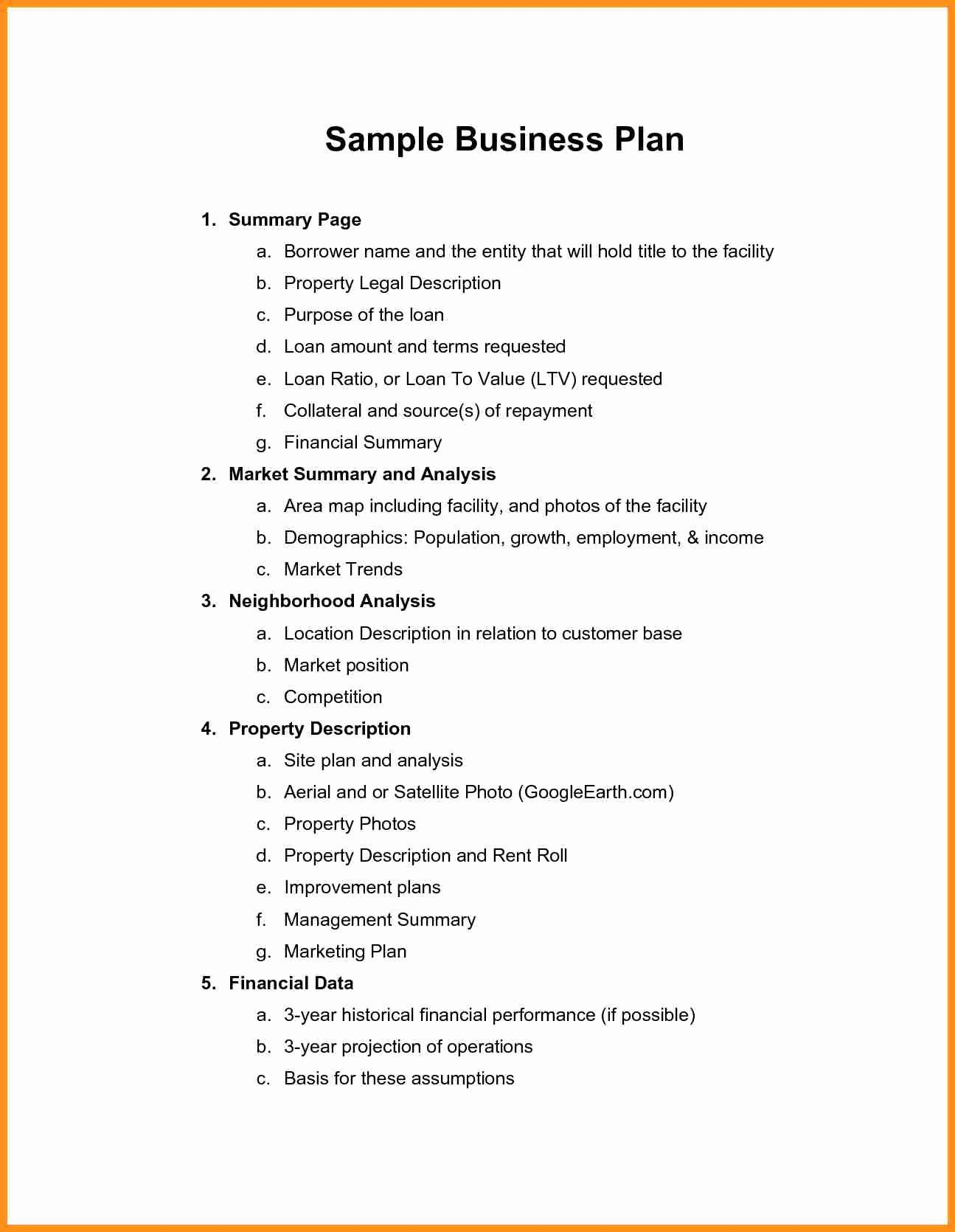30 Clothing Line Business Plan Template in 2020 Business