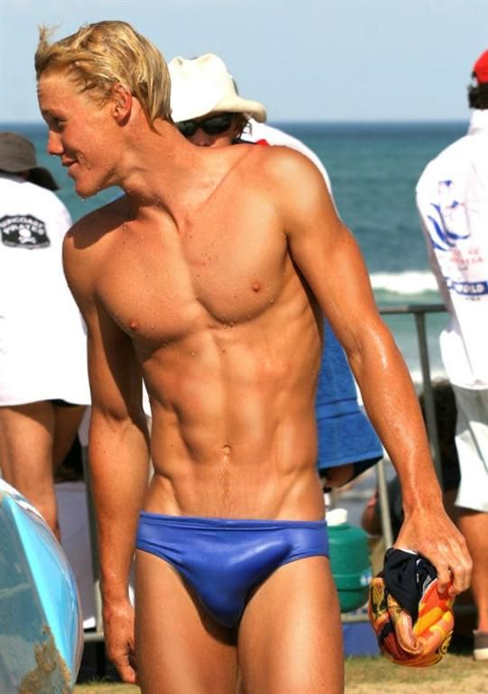 Gay Speedo Bulge