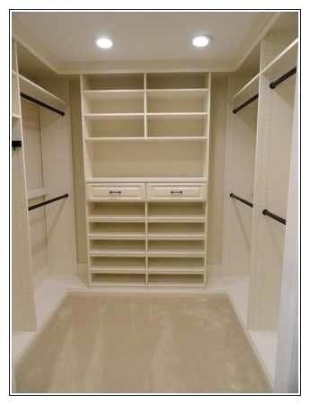 Image Result For 6 X 11 Walk In Closet Closet Bathroom In 2019