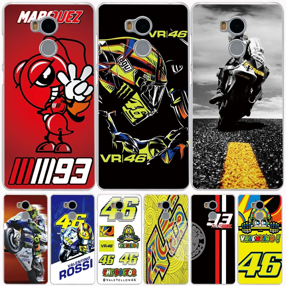 COVER MARC MARQUEZ 93 ROSSO per iPhone 3g/3gs 4/4s 5/5s/c 6/6s