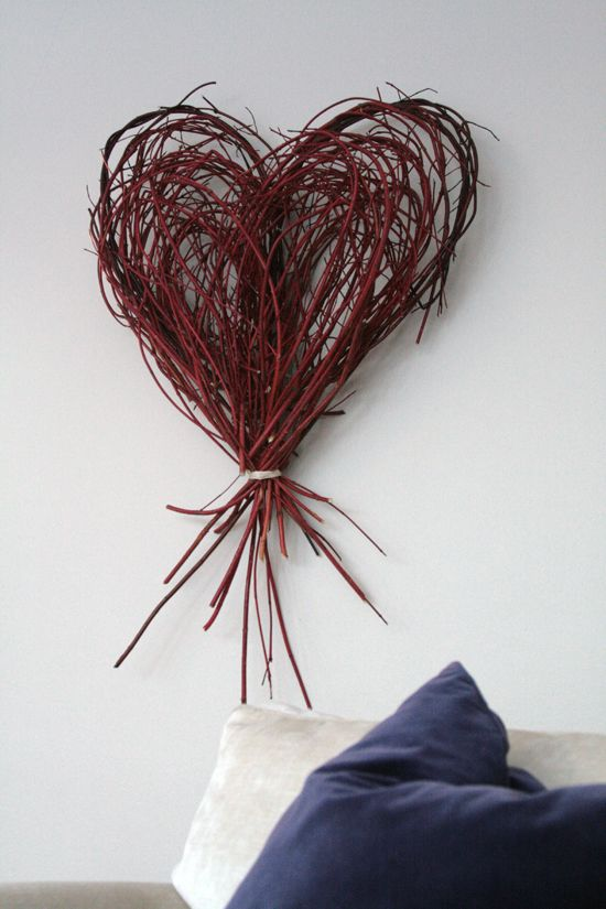 Want to make your own forest glam DIY for Valentine's?
