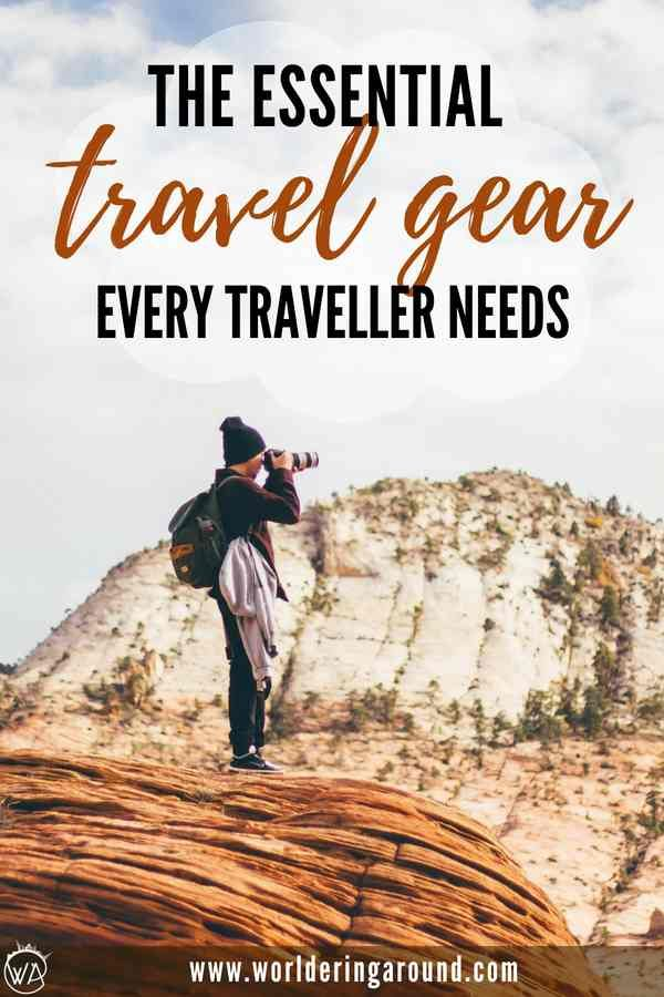 Photo of Top travel gear for your trip
