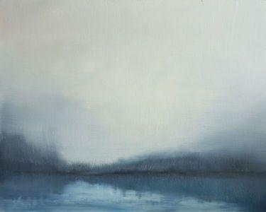 "Saatchi Art Artist Koen Lybaert; Painting, ""Derwent Water"" #art"