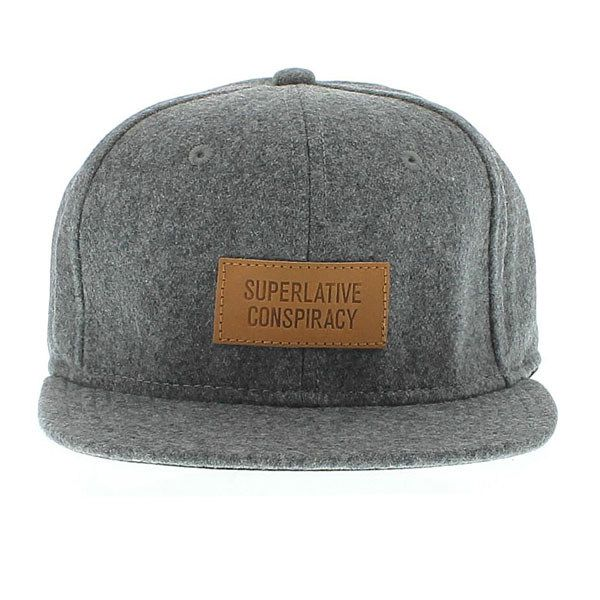 The Wesc Superlative Conspiracy Strapback New Era Caps 5483a9ffb253