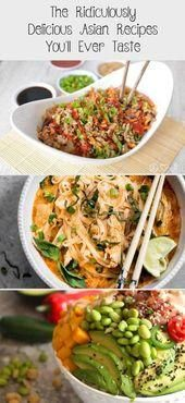 The Ridiculously Delicious Asian Recipes Youll Ever Taste  Food and Drink