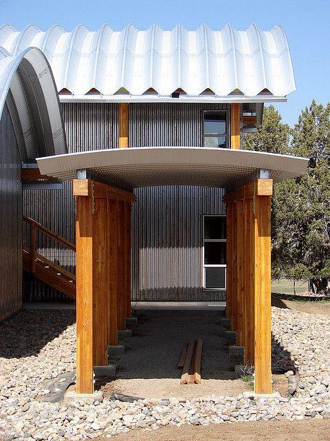 Steelmaster Multiple Metal Roofing Systems Cladding Haus Zelten