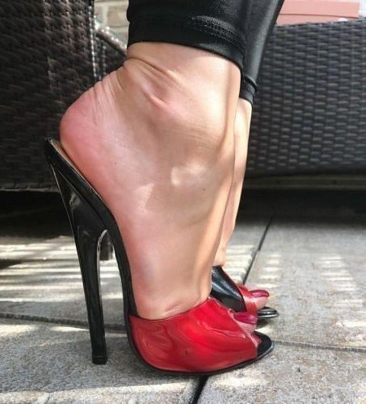 Adorable High Heel Shoes Ideas For Beautiful Women 30