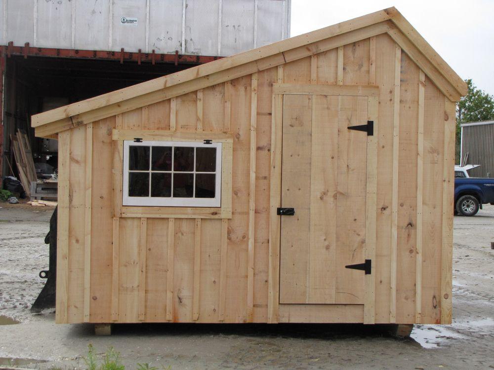 Saltbox Series 12X Backyard sheds, Building a shed, Diy
