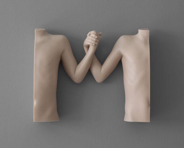 Exhibition Anders Krisár * Gallery Christian Larsen, unique sculptures, unique pieces, art gallery