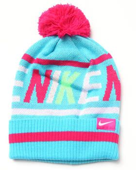 Buy Nike Spectrum Beanie Girls Hats from Nike. Find Nike fashions   more at  DrJays.com 096d837ecd5