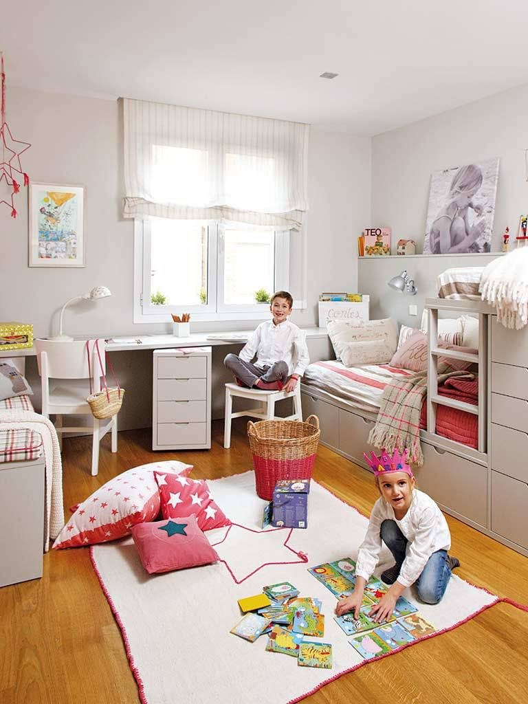 Une Chambre Pour Deux Deco Chambre Enfant Decoration Chambre