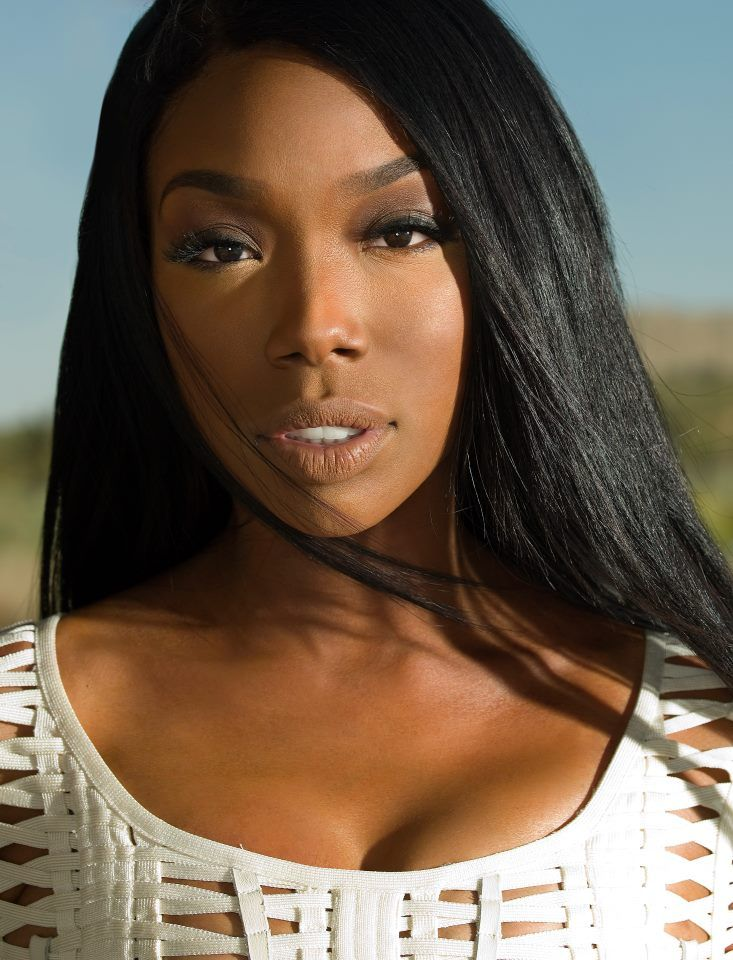 Brandy Norwood! TMG Blue Brazilian hair