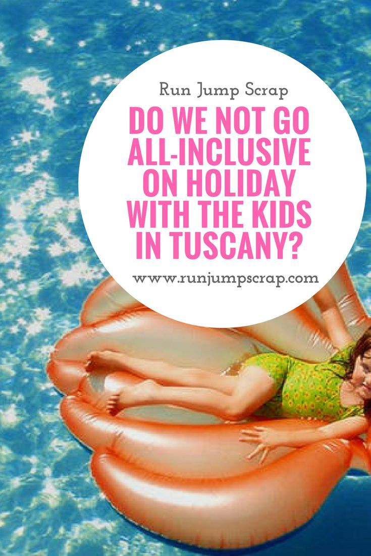 Do We NOT Go All-Inclusive on Holiday with the Kids in Tuscany? Sometimes I wonder if we would have more fun trying out a villa, rather than always going all-inclusive. Here is what I think if we plan a fun-filled trip to Tuscany with the kids.
