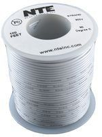 Wire 300vhu 26ga Wht Stnd By Nte 6 56 Solid Wire Control Panels Electrical Wiring