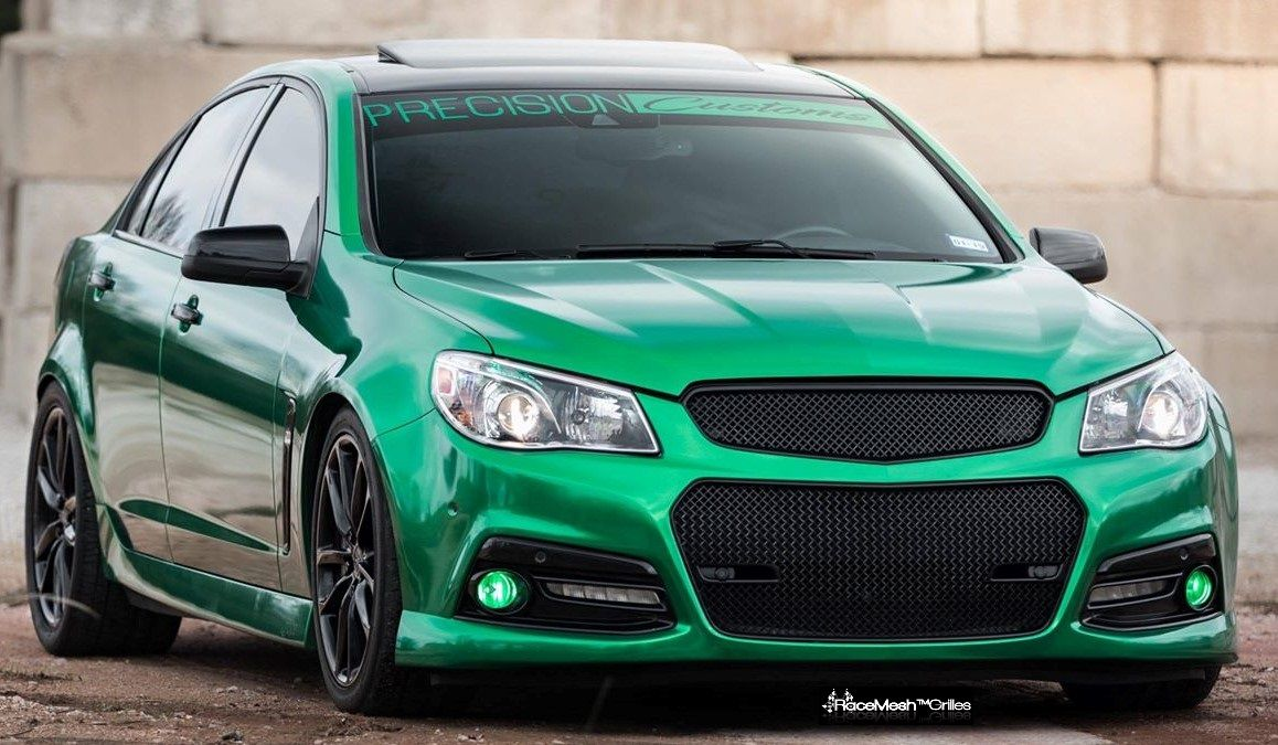 Pin by Cooper on The commy | Chevy ss sedan, Chevy ss, Vehicles