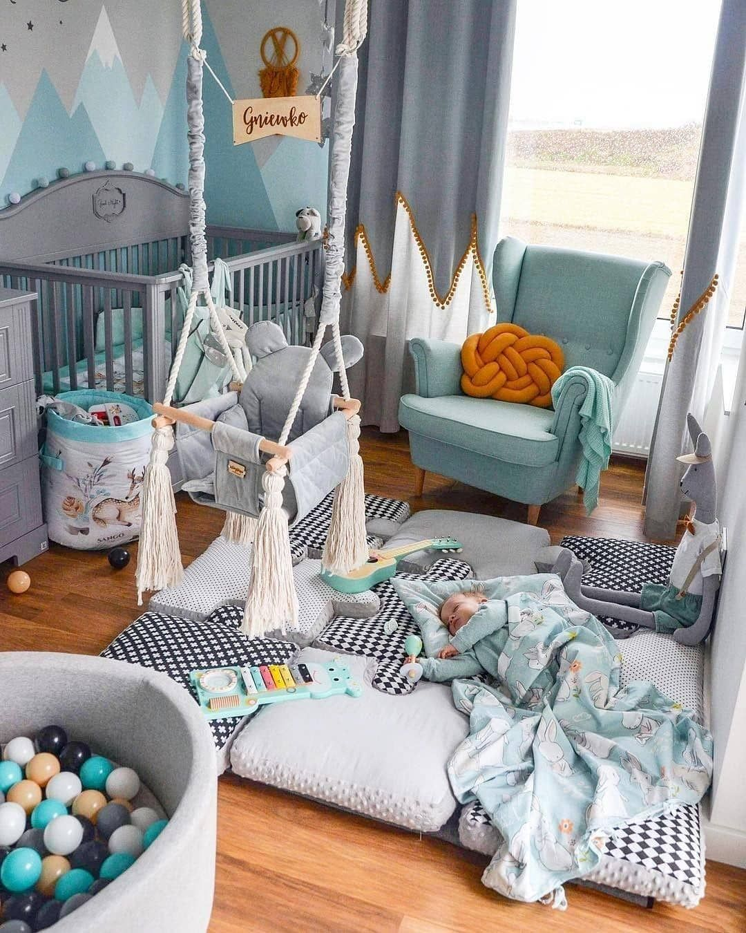 3 371 Likes 18 Comments Mobebe Baby Kids Moms Mobebeshopping On Instagram Wish To Have Baby Boy Room Decor Baby Boy Room Nursery Budget Baby Room Baby boy bedroom sets