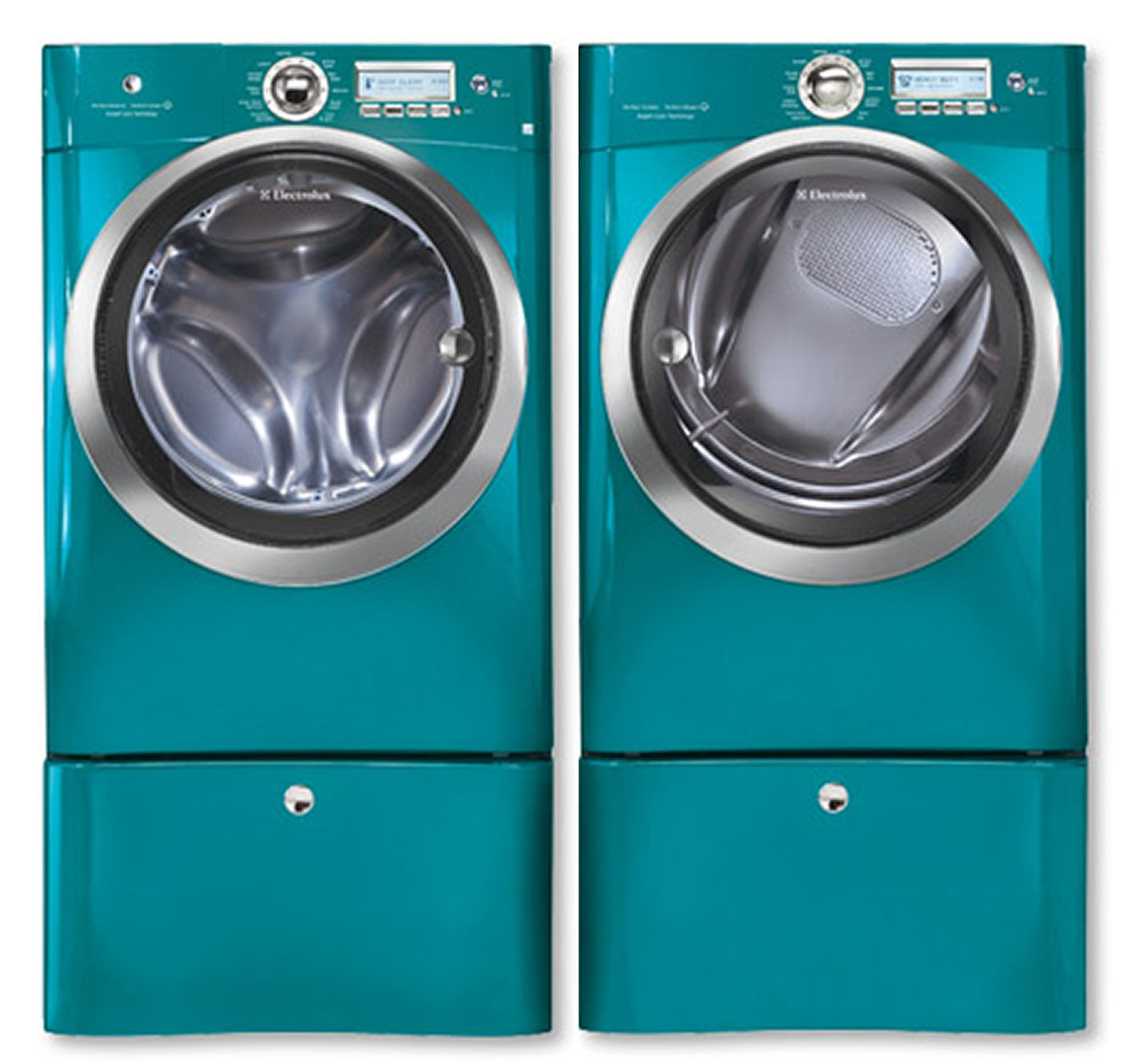Biscuit colored washer and dryer - Electrolux Washer And Dryer 5