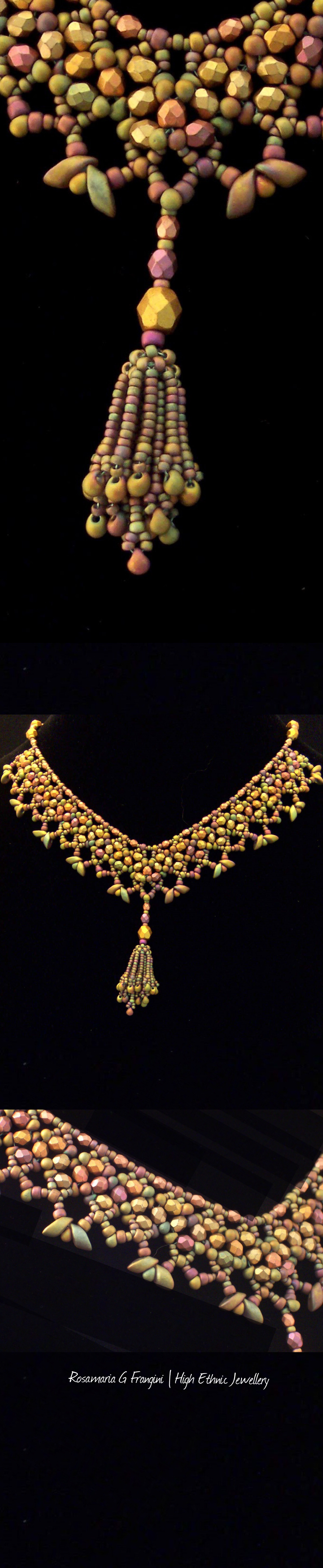 Rosamaria g frangini high ethnic jewellery the lionus tale