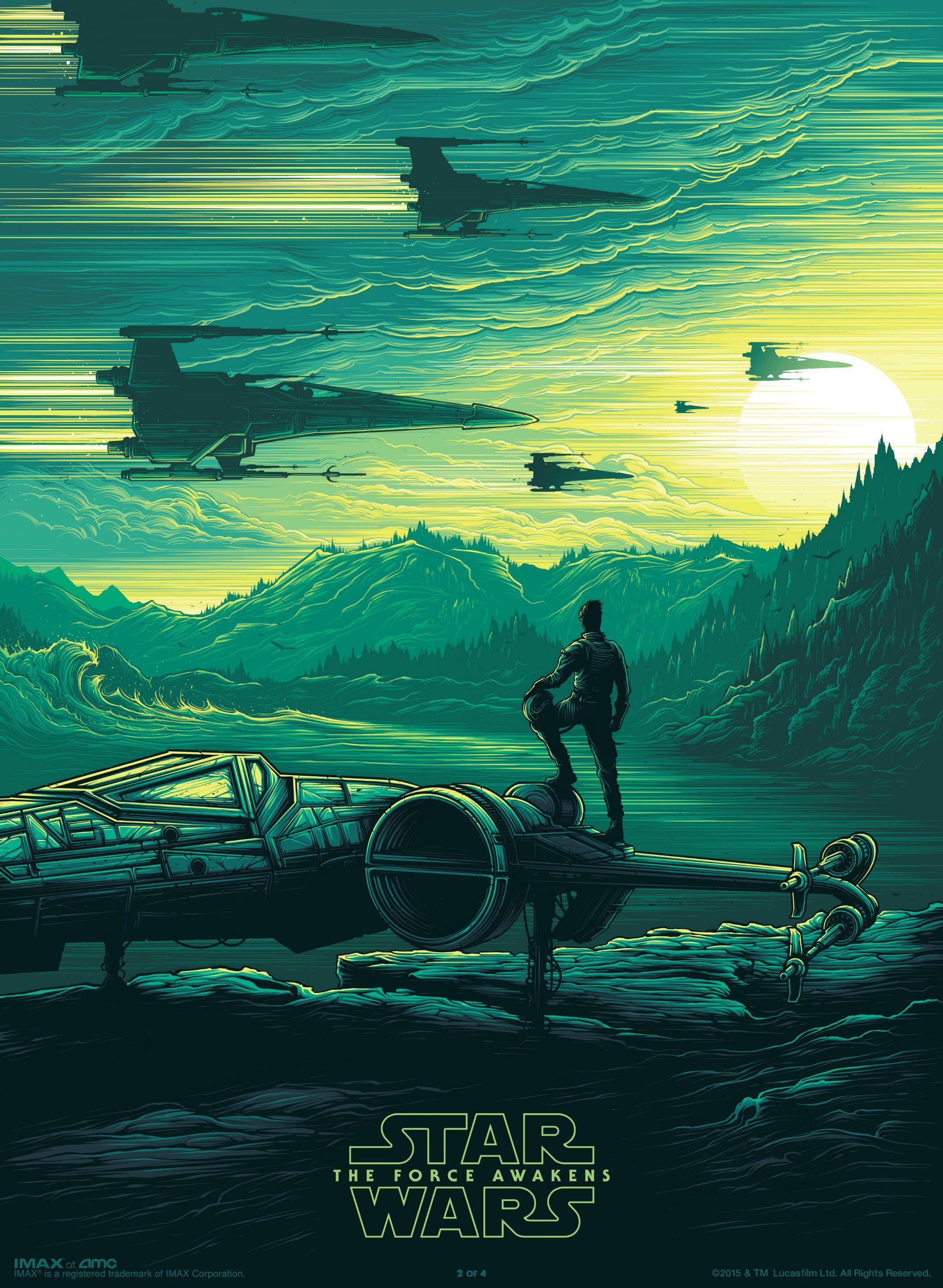 Star Wars Posters Amc Album On Imgur Star Wars Wallpaper Force Awakens Poster Star Wars Art