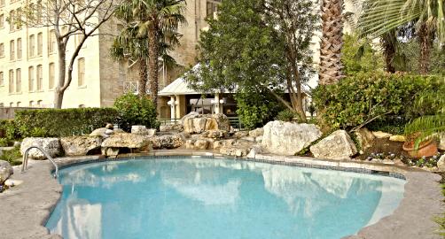 Crockett Hotel San Antonio, TX The