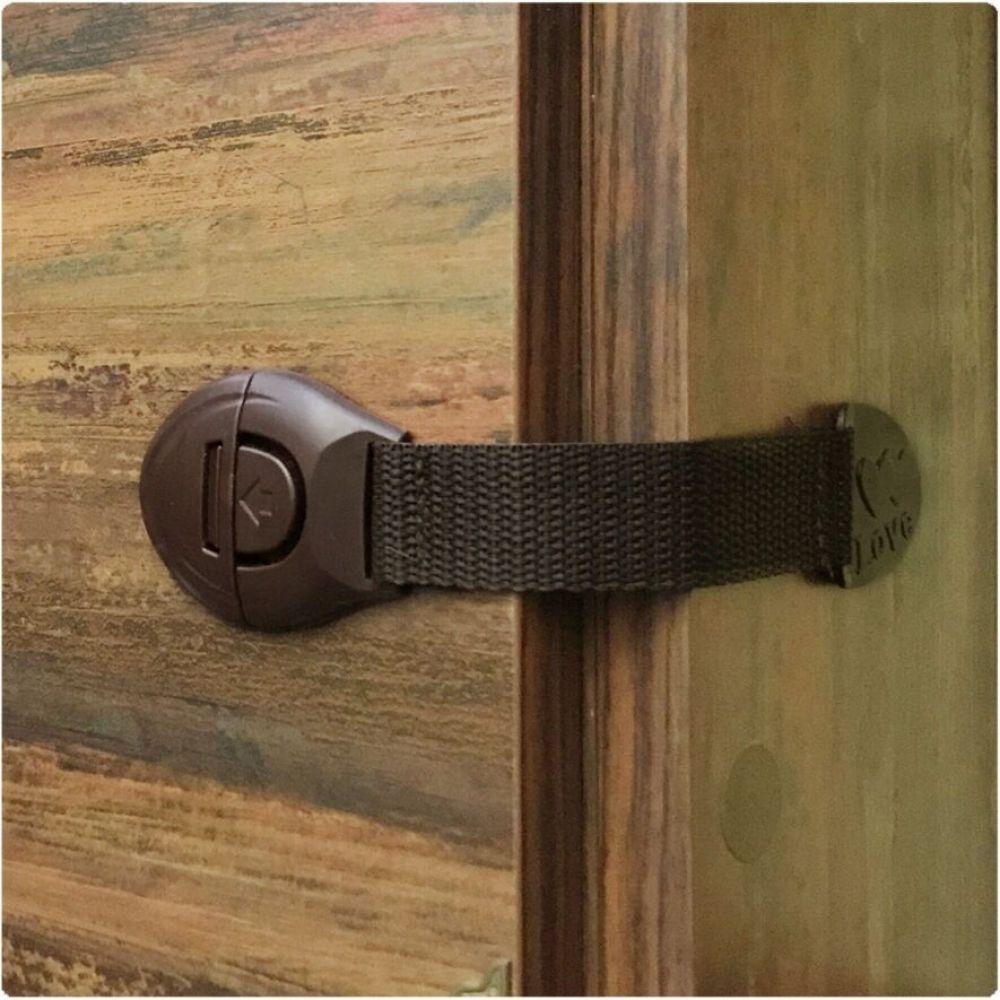 4Pcs/Lot Locks & Straps Table Corner Edge