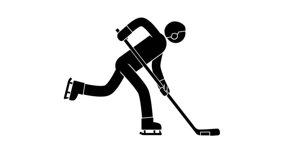 hockey stick figure Google Search Hockey players