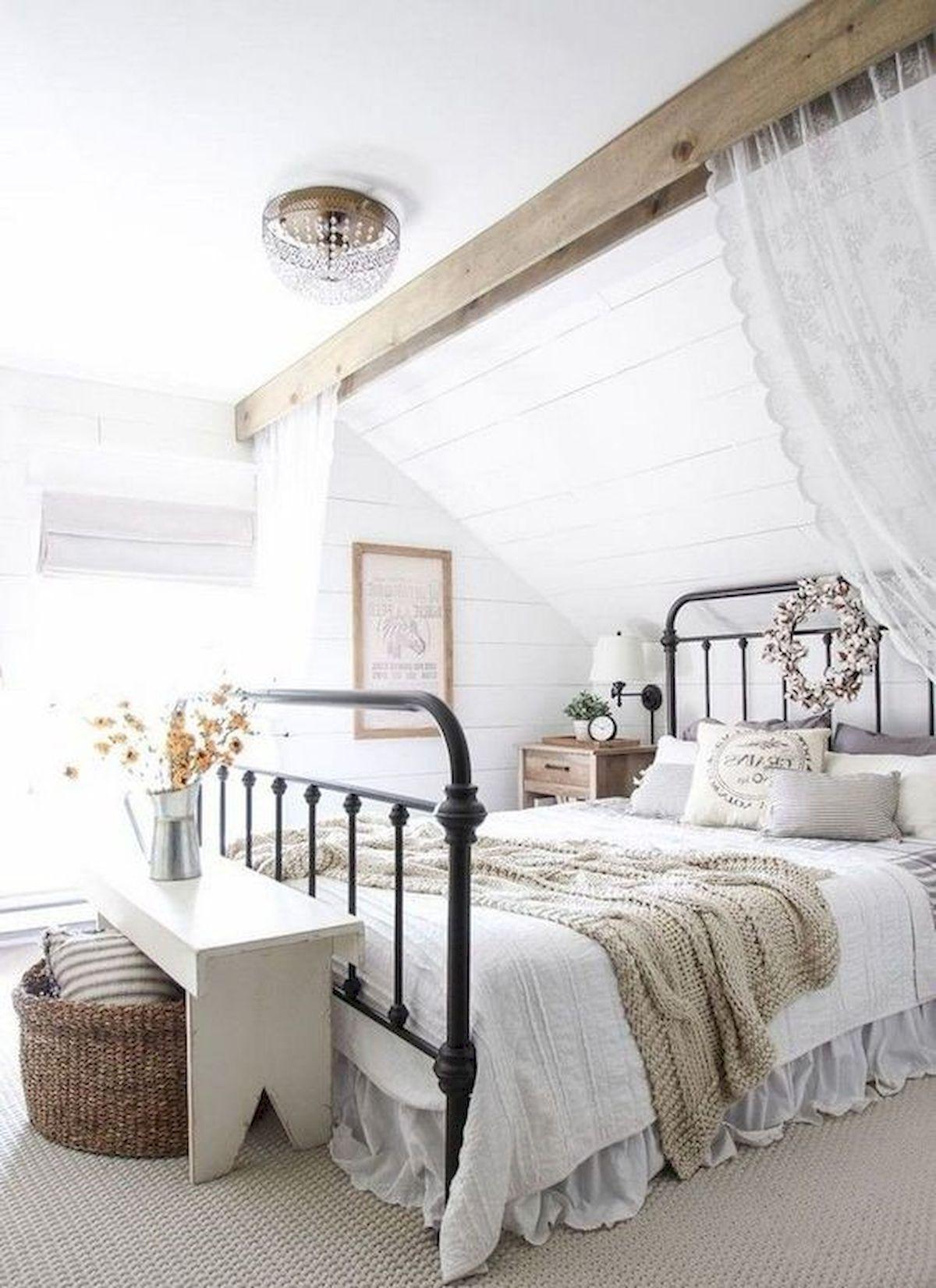 Adorable 33 Ideas For Modern Farmhouse Bedroom Source Https 33decor Com 33 Ideas For Mo Rustic Style Bedroom Farmhouse Style Master Bedroom Remodel Bedroom