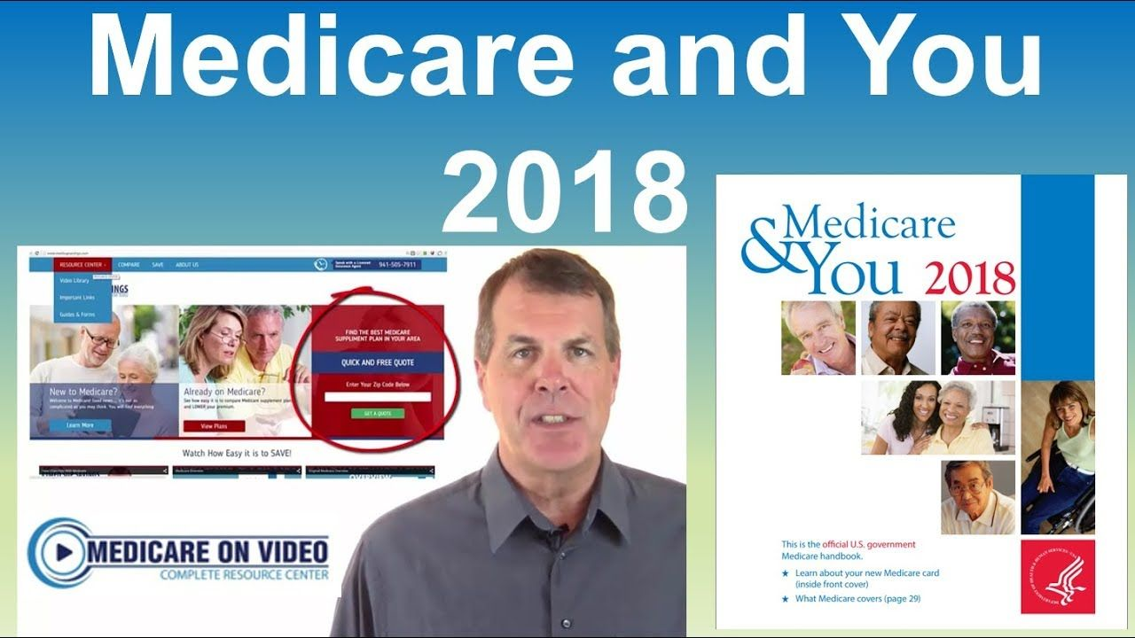 Medicare and you 2018 medicare medicare supplement