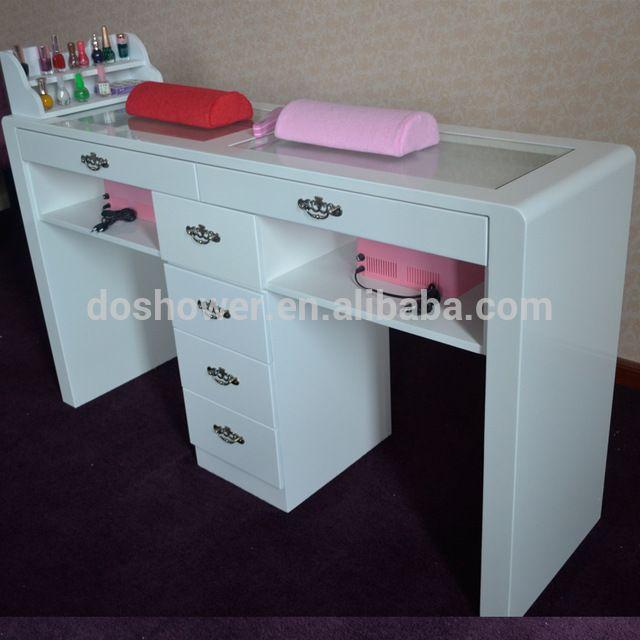 Source Very Cheap Factory Sale Salon Furniture Double Nail Table On M Alibaba Com Decor Interior Design