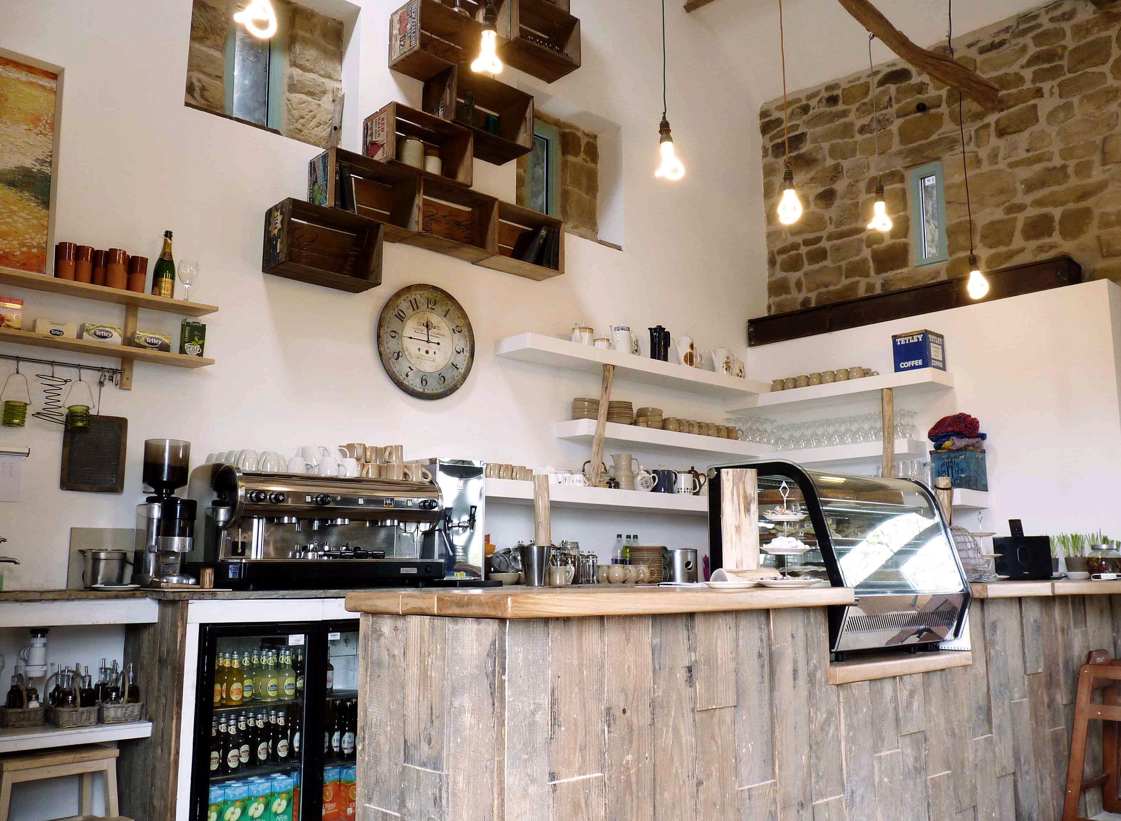 cafe interior - Multi Cafe Decoration
