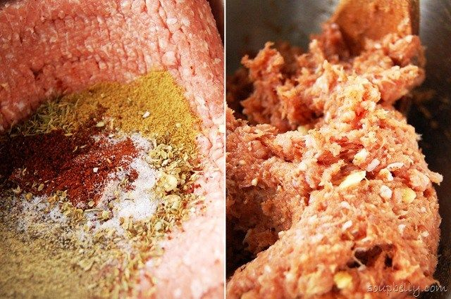 Homemade Turkey Sausage - Smoke Your Own Links! images