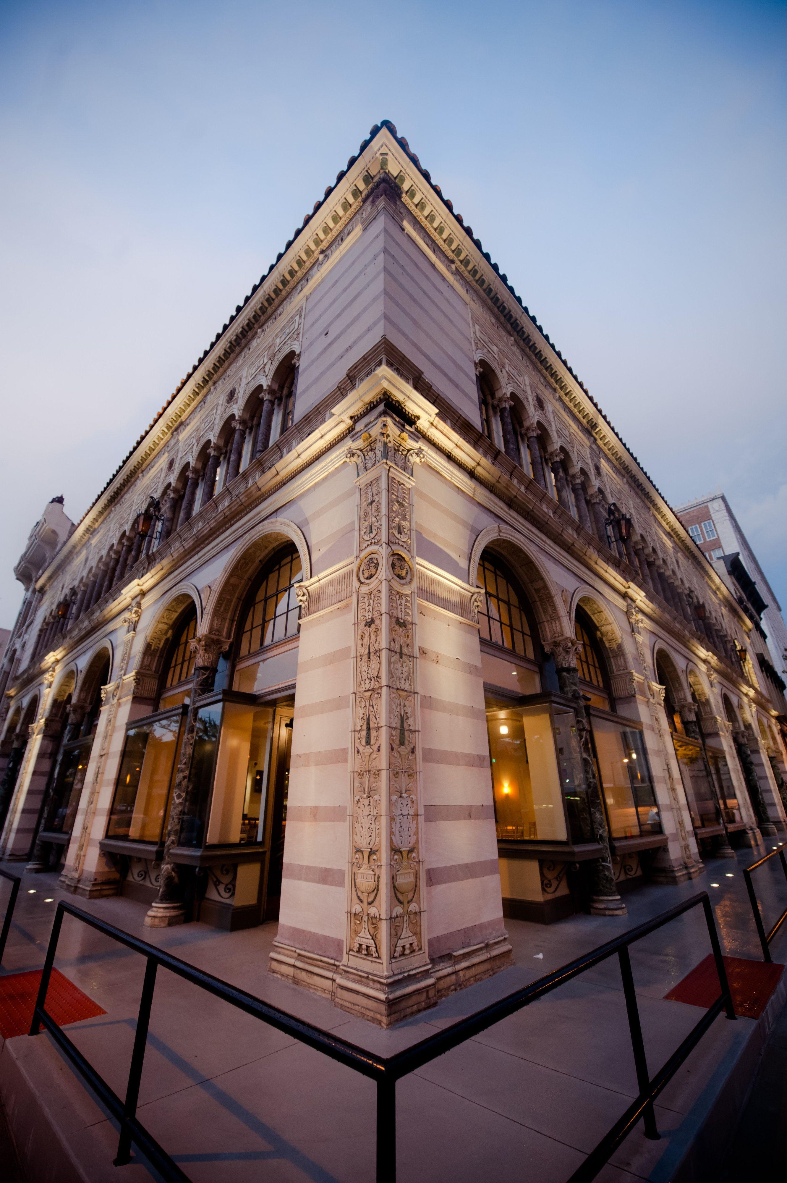 The Floine Building Birmingham Al Allison Lewis Photography