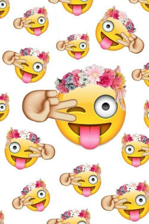Found By Looking Up Emoji Backgrounds And Wallpapers