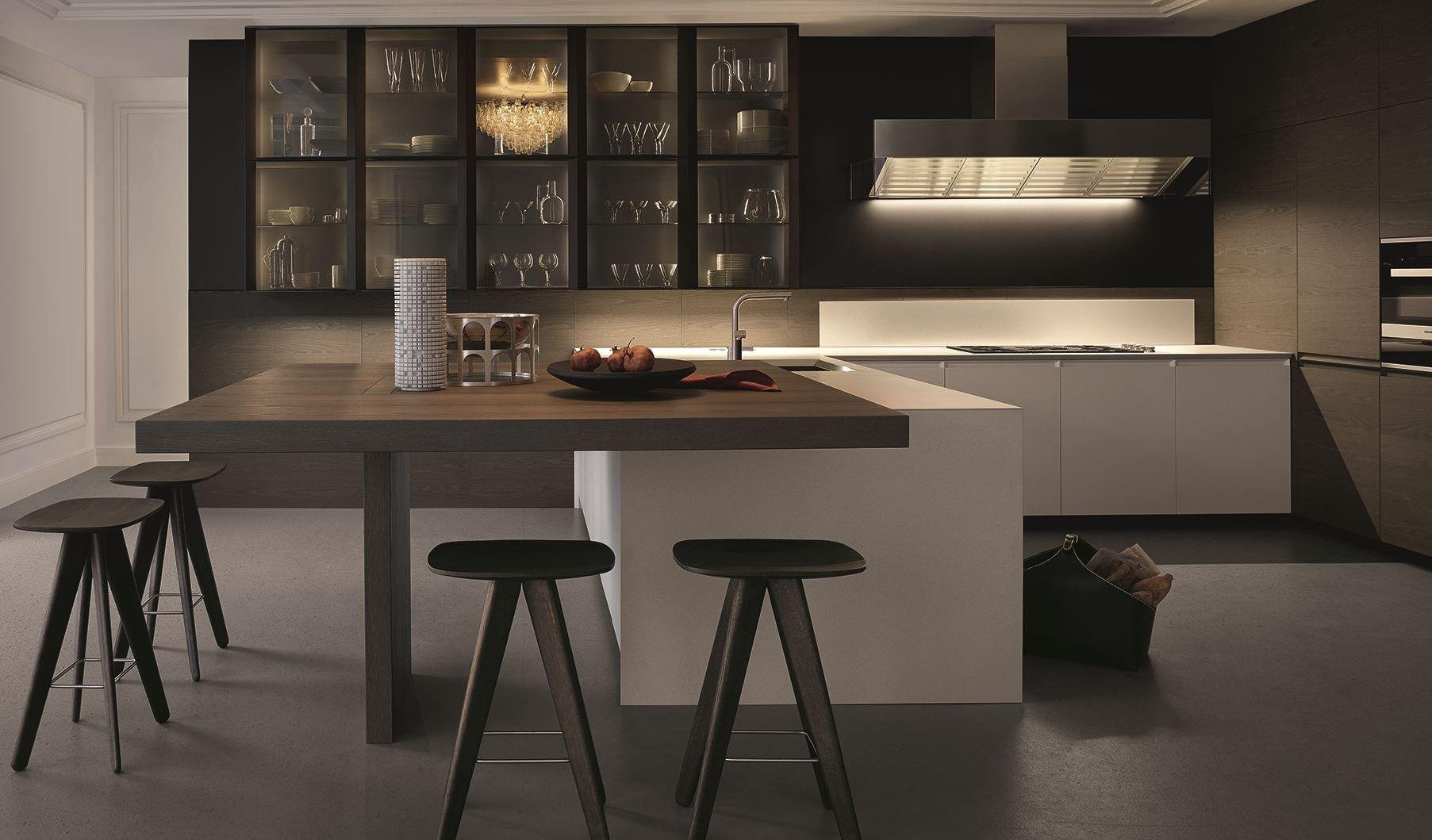 Cocinas de dise o gunni trentino kitchen cocinas - Cocinas con diseno ...