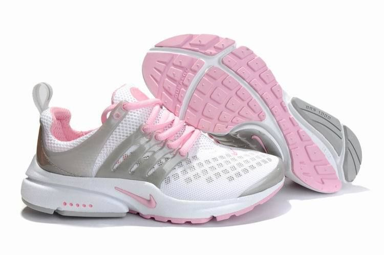 Air Presto 2 Carving Nike Shoes Womens White Pink  73e69776f