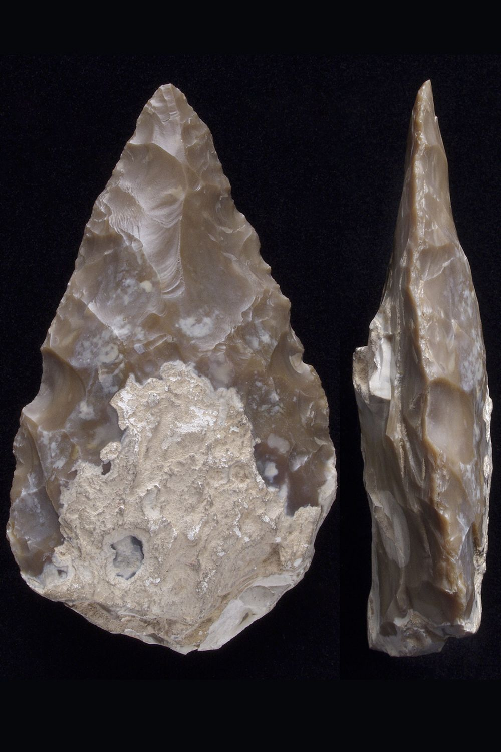 Acheulean Handaxe 500 000 200 000 Years Old Collected