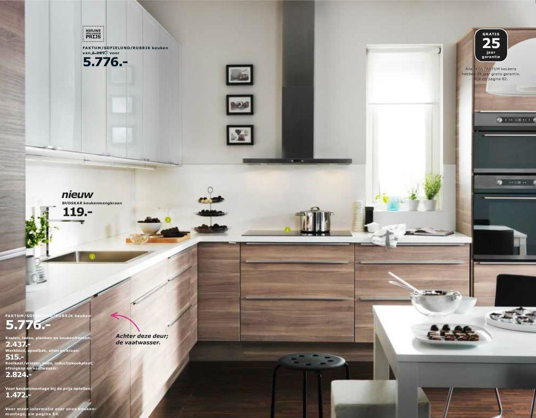 Walnoot Ikea Keuken : Nieuwe kleur walnoot lichtgrijs met hoogglans wit overtoom