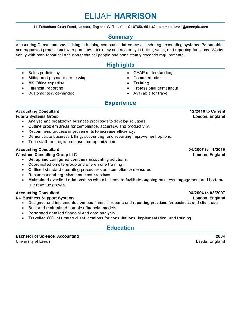 rsvpaint how to write resumes