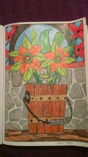 from timeless creations magical garden coloring - Magical Garden Coloring Book