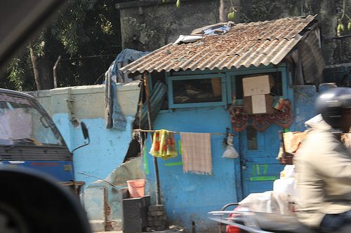 once upon a time this was home now on the streets residents roam
