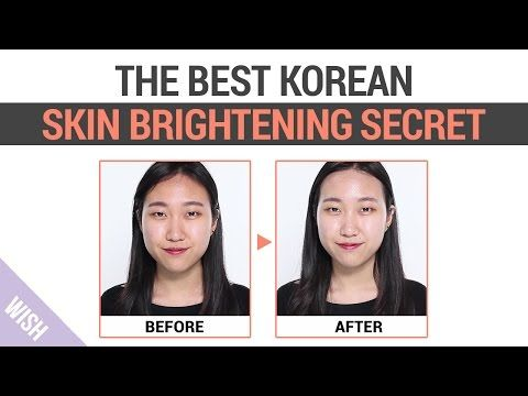 Instant & Permanent Skin Brightening Solution - YouTube