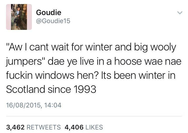 24 Jokes That You'll Piss Yourself Laughing At If You're Scottish