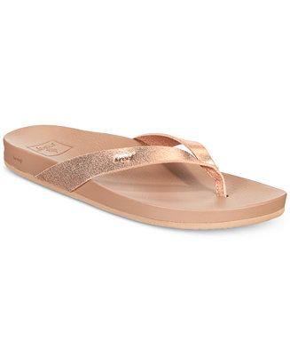 Cushion Court Flip-Flop Sandals