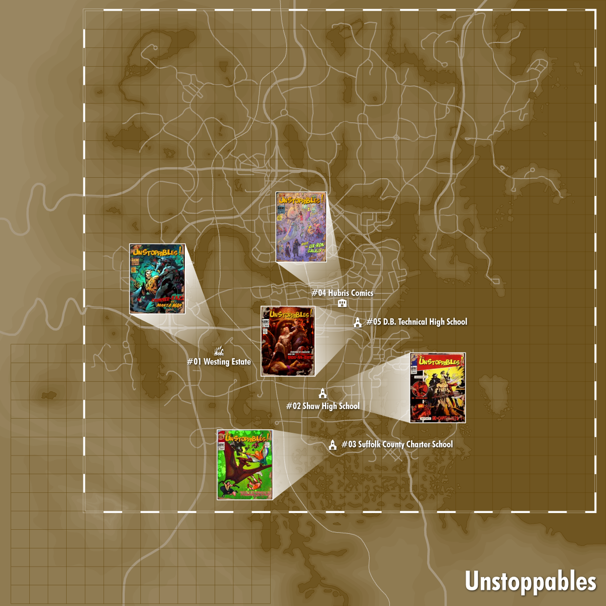 Unstoppables Locations Fallout 4 Map Fallout 4 Magazines Fallout 4 Tips