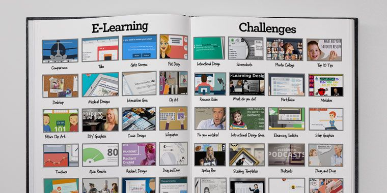 This is the complete, updated list of ELearning