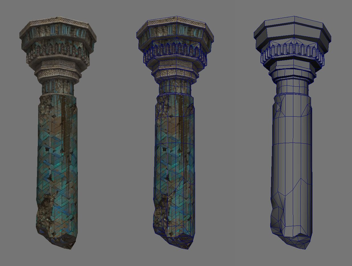 ArtStation - GuildWars 2 Path of Fire Environment Props and textures , Nate Baerwald