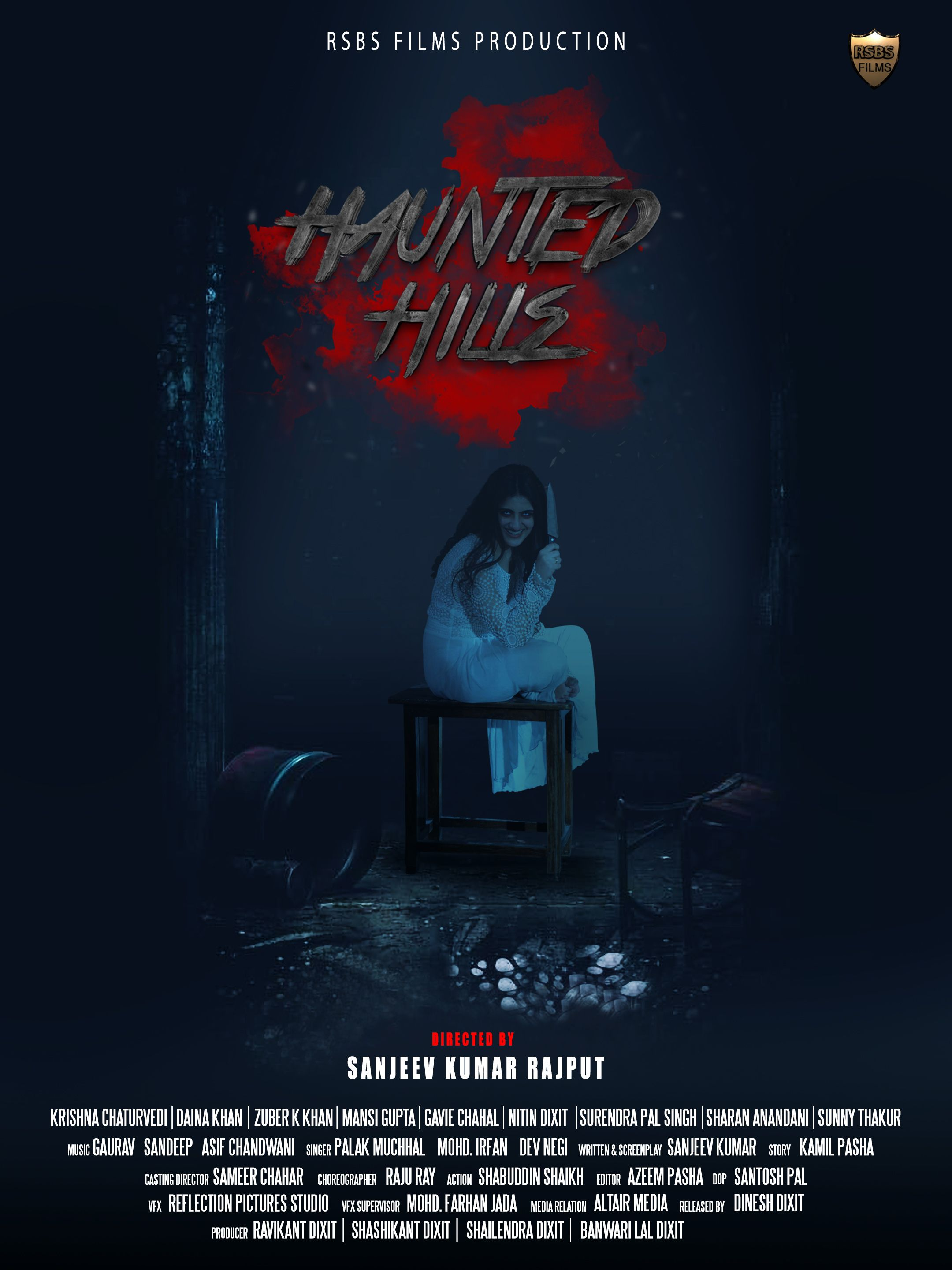 Haunted Hills 2020 In 2020 Hindi Movies Movie Schedule Bollywood Movies