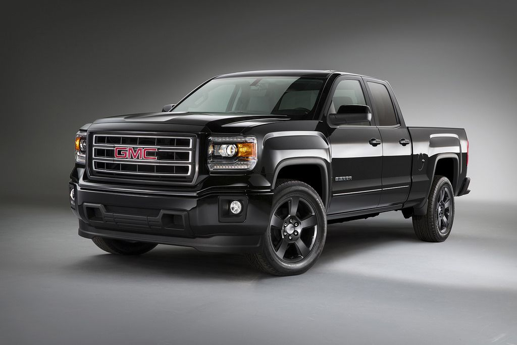 2019 Sierra Denali With Complete Blackout Package By