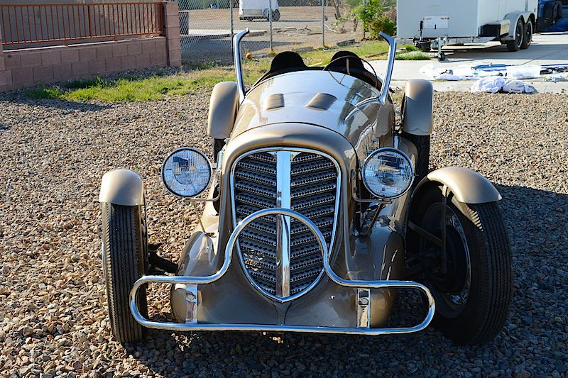 Other Makes 1954 One Off Stammer Race Car 1954 One Off